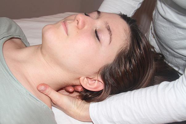 Abbildung Kiefergelenksentspannung